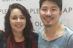 Hair Expo 2016 - Catherine and Guy Tang!